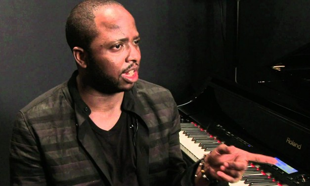 "Joe ""Flip' Wilson on playing Roland pianos for Lady Gaga"