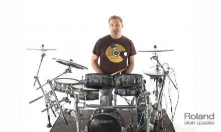 V-Drums Video Lessons