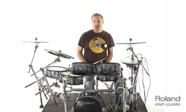 V-Drums Video Lessons