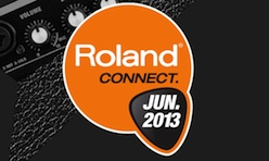 New range of Roland Guitar amplifiers unveiled