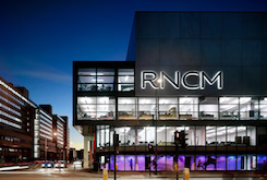 Roland Scholarships at the RNCM