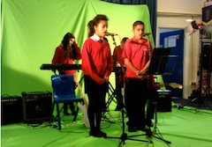 Vision Mixing with the VR-3 at Smithills School