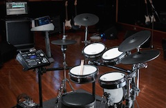 Recording your drums