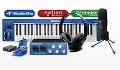 PreSonus' Music Creation Suite