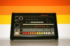 The TR-808 on the Today Programme!