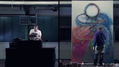 Neon Lights: Music, art and technology blended together