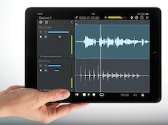 Recording on your iPad