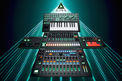 Roland unveil their exciting new product range at NAMM 2015