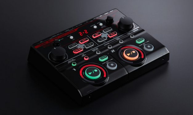 Boss RC-202 Loopstation : Overview and Demo (Video)