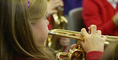 An opportunity for young, talented musicians in Cheshire East