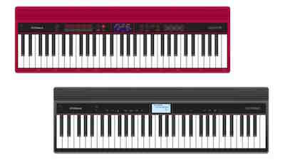 Roland are 'Go, Go, Go' with their new products …