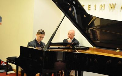 Steinway masterclasses for 2017-18