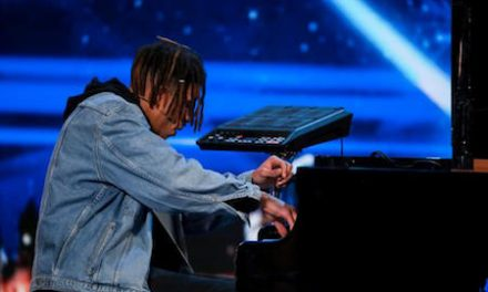 Congratulations to Tokio Myers for his piano and SPD-SX performance that won Britain's Got Talent