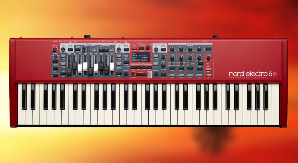 Nord Electro 6D
