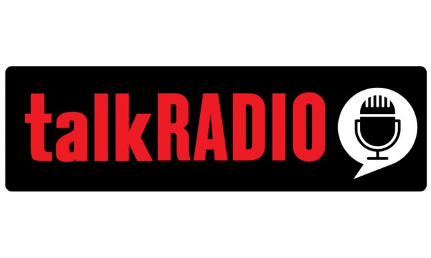 Dr Savage discusses the Musicians' Union State of Play Report on Talk Radio