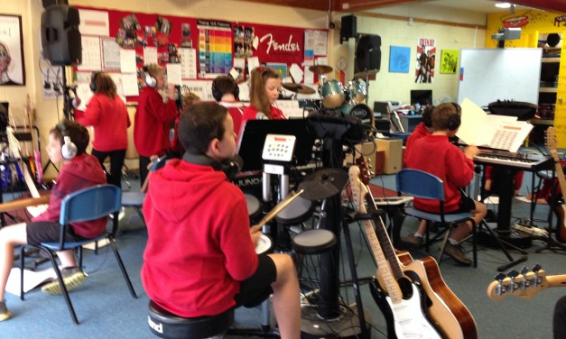 Why does every child deserve a music education?