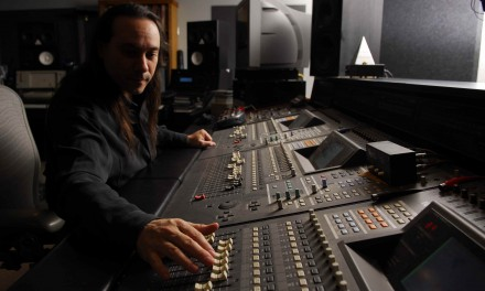 Meet Shawn Clement, a film composer who just loves his Roland gear!