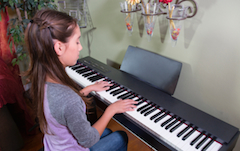 Helping your children learn the piano