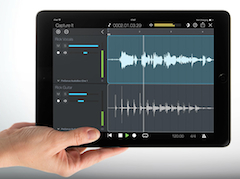 Recording on your iPad