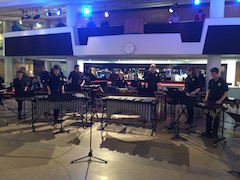 One great evening of percussion at the Royal Festival Hall