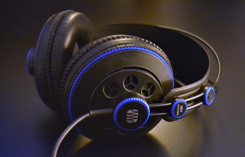 Review: PreSonus HD7 Monitoring Headphones