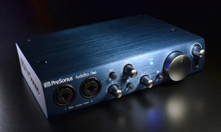 Review: PreSonus AudioBox iTwo by Paul Dormer