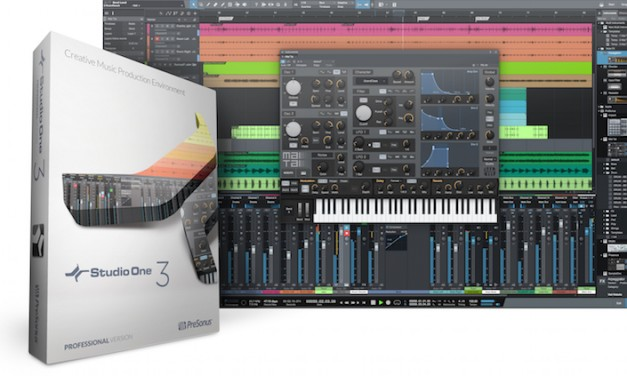 Review: PreSonus' Studio One by Paul Dormer