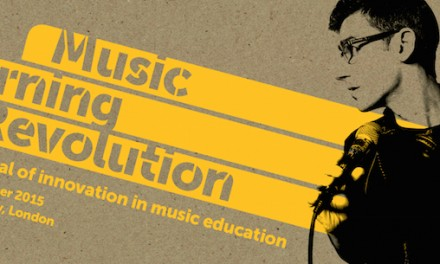 Our Day at the Music Learning Revolution