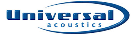 Microsoft Word - Universal Acoustics PL 09-3.doc