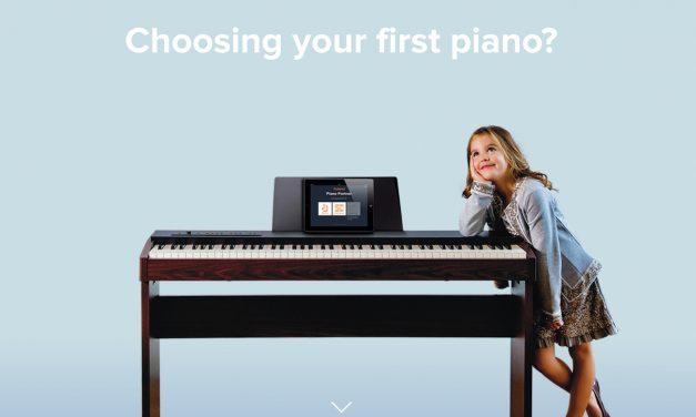 Choosing a new piano?