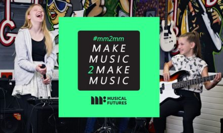 Take part in the Make Music 2 Make Music challenge!