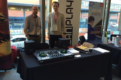 UCan Play, Roland UK and the Musical Futures' MLR2016