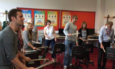 Musical Futures' new resources and training programme