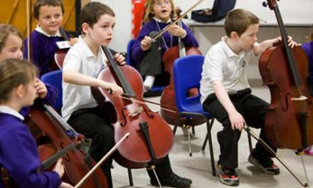 Music Education Hub funding secure for a further 3 years