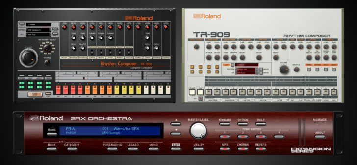 Roland_Cloud_TR-808_TR-909_SRX