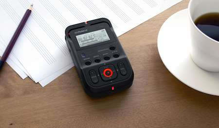 Roland's new R-07: A portable recorder, tuner and metronome for the next generation