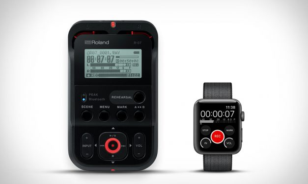 Roland R-07 High-Resolution Audio Recorder Review