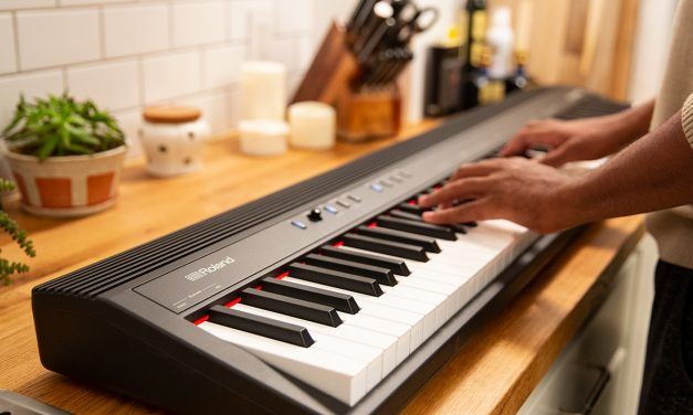 Roland introduce the GO:PIANO88