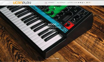 UCan Play open online shop