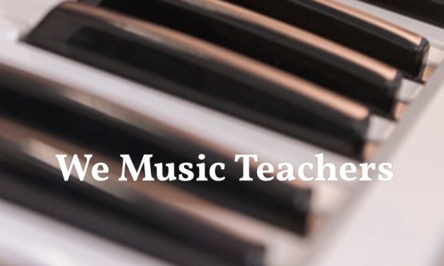 Music teachers express their concern about the model music curriculum