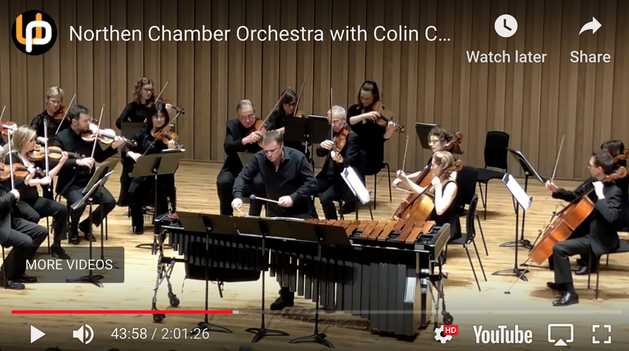NCO with Colin Currie