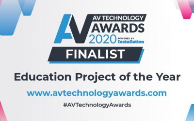 Connect:Resound shortlisted for AN aV Technology Award