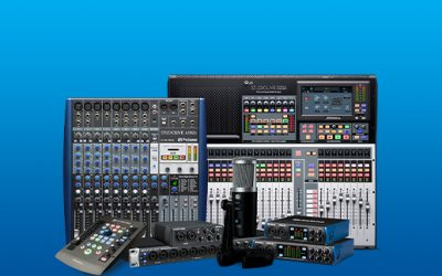 Not one, not two, but THREE amazing offers from Presonus