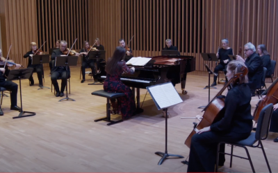 Live Streaming the Northern Chamber Orchestra