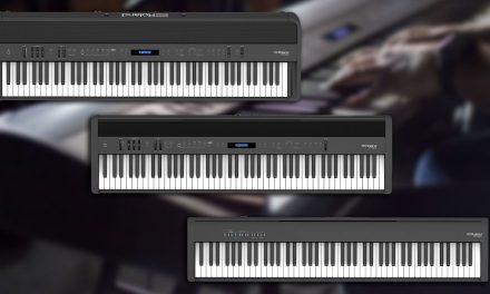 Roland's new range of FP-X digital pianos